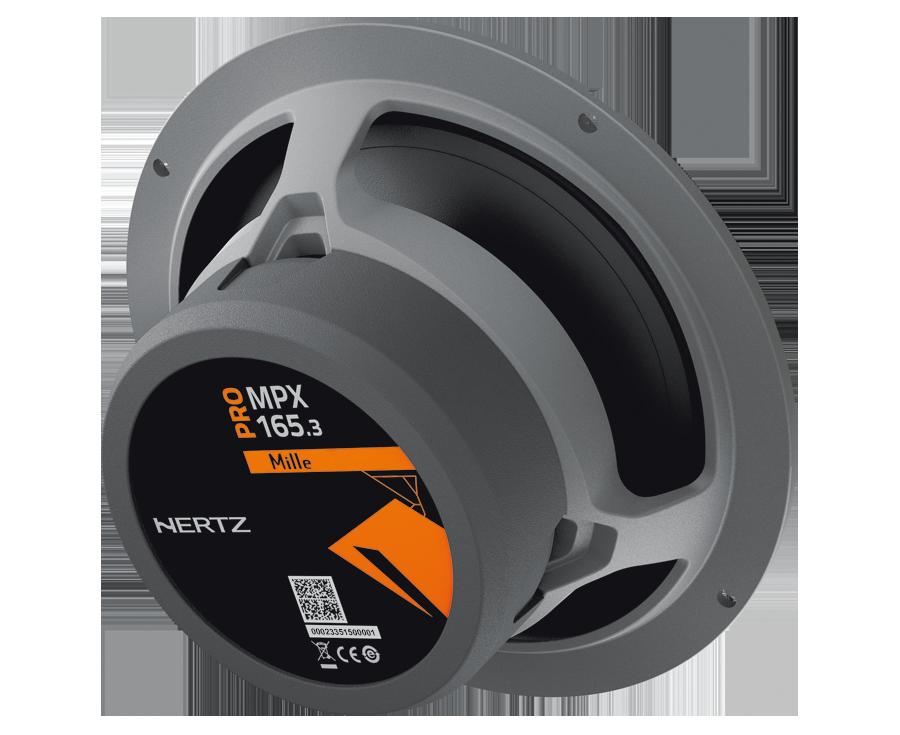 Hertz MPX 165.3