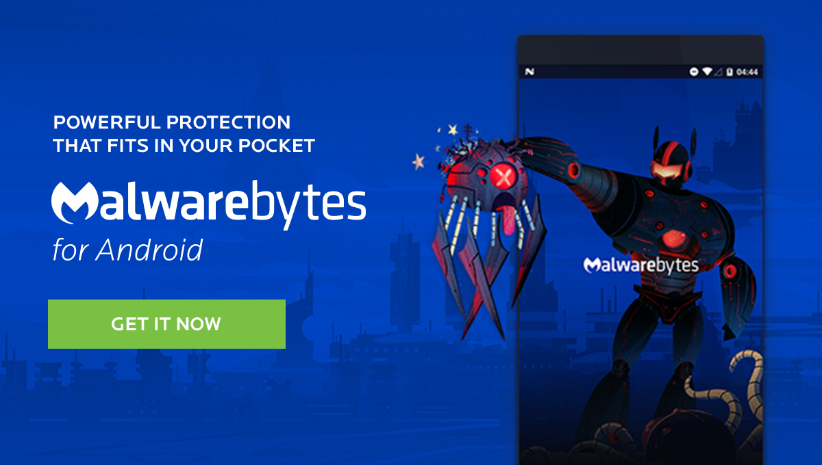 Malwarebytes Security android