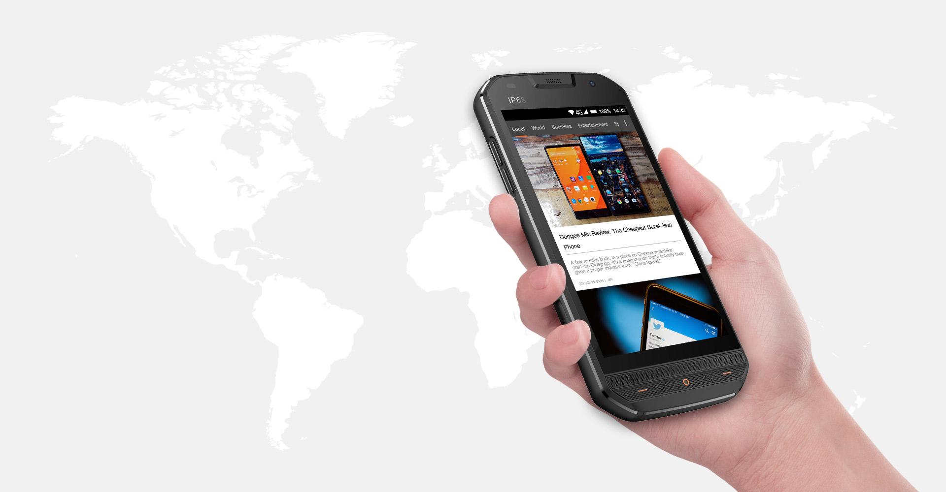 Телефон с двумя SIM-картами