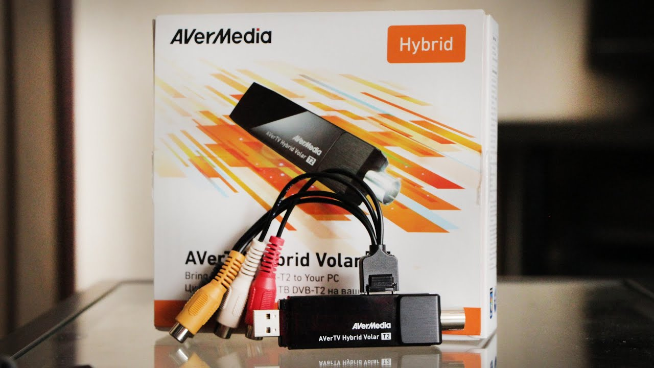 AVerMedia Technologies AVerTV Hybrid Volar T2