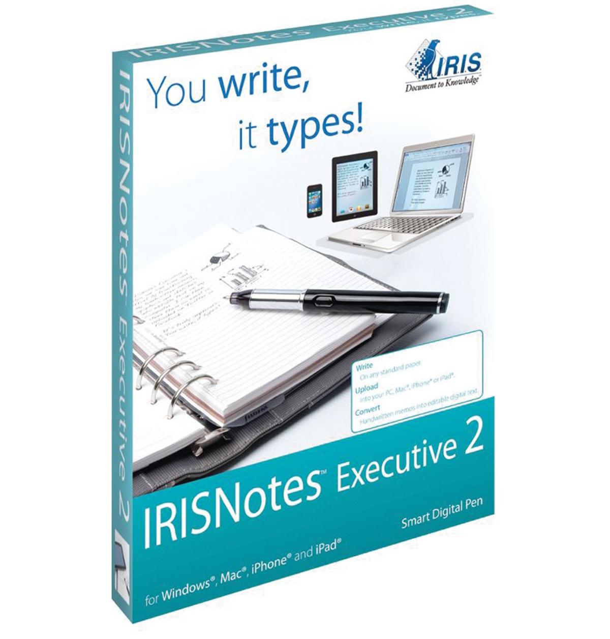 I.R.I.S. Executive 2