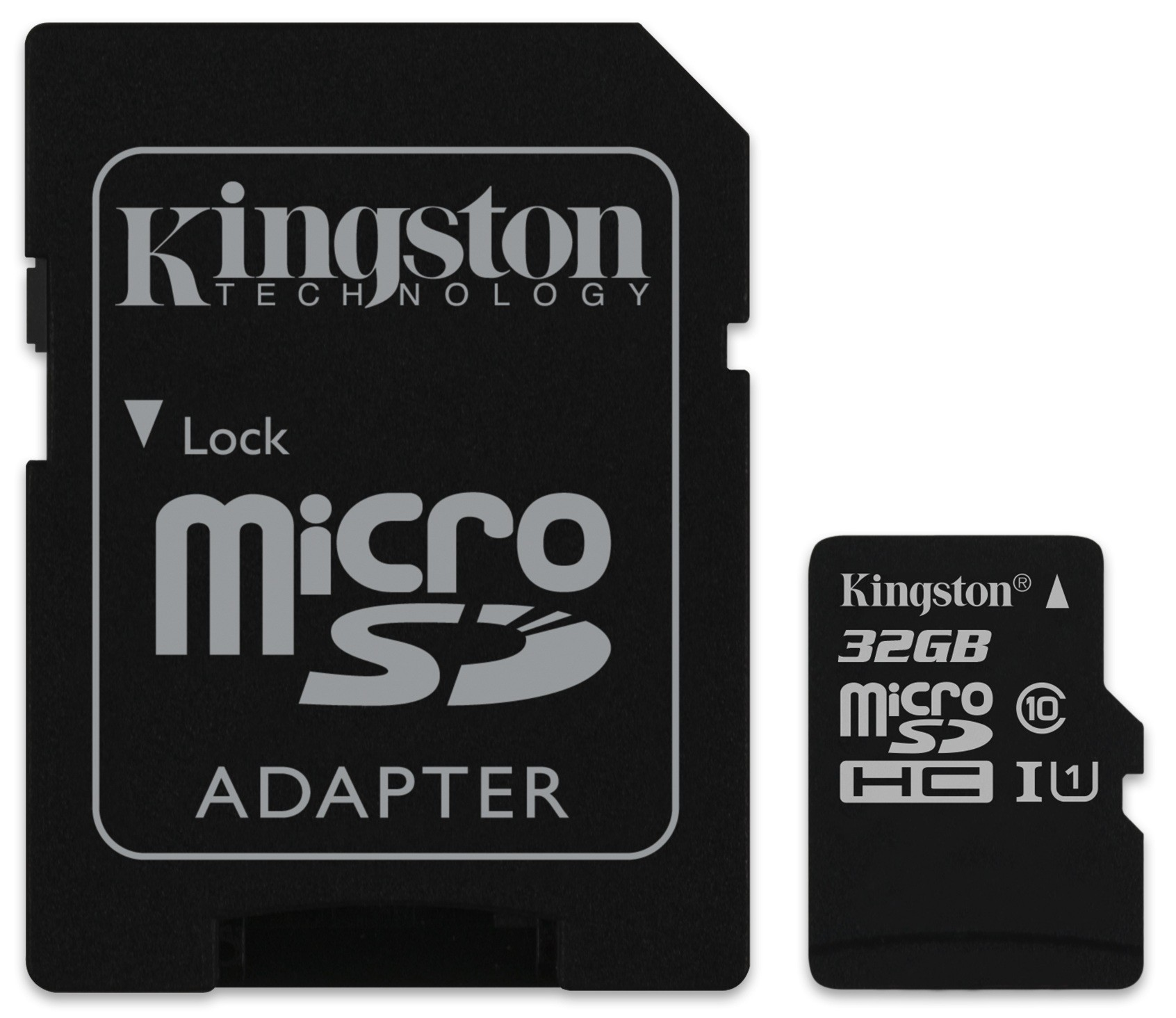 Kingston Canvas Select microSDXC Class 10 UHS-I U