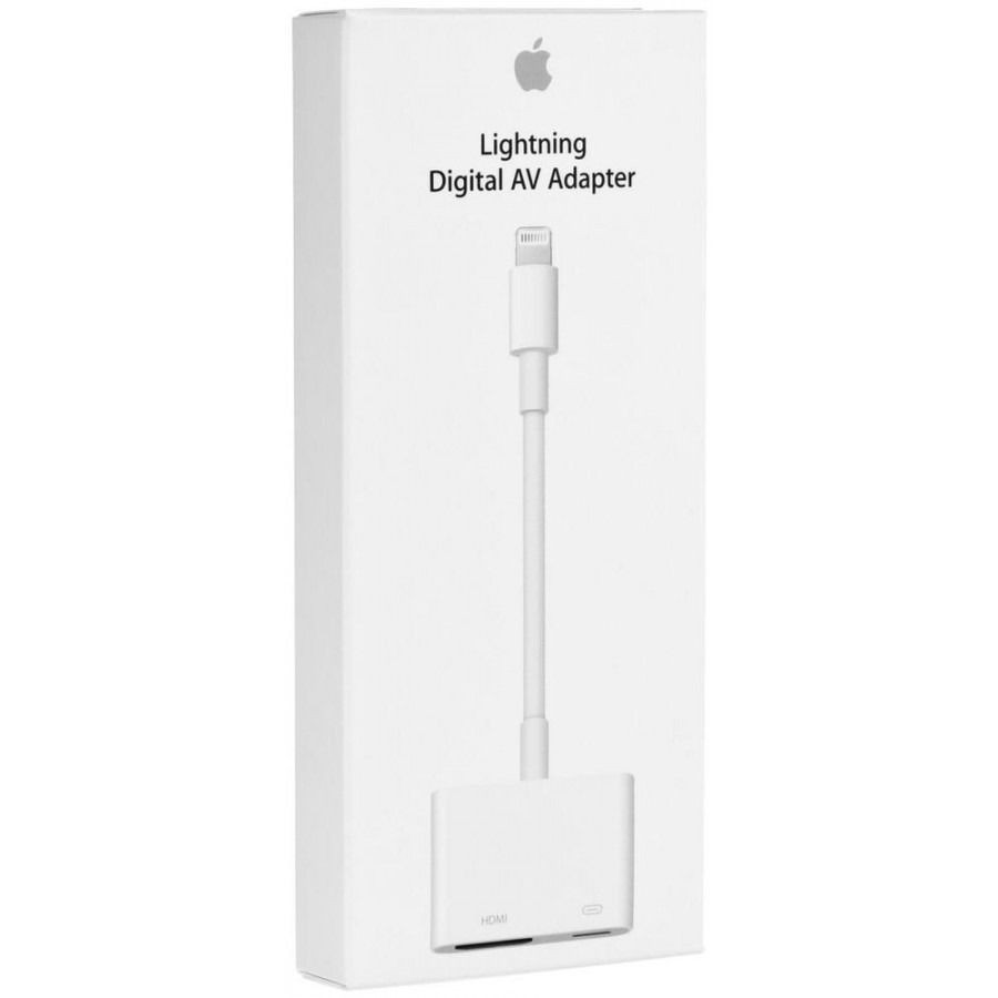 Lightning Digital AV Adapter