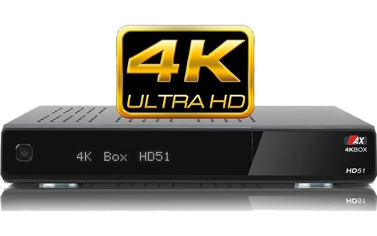 Opticum 4K HD51