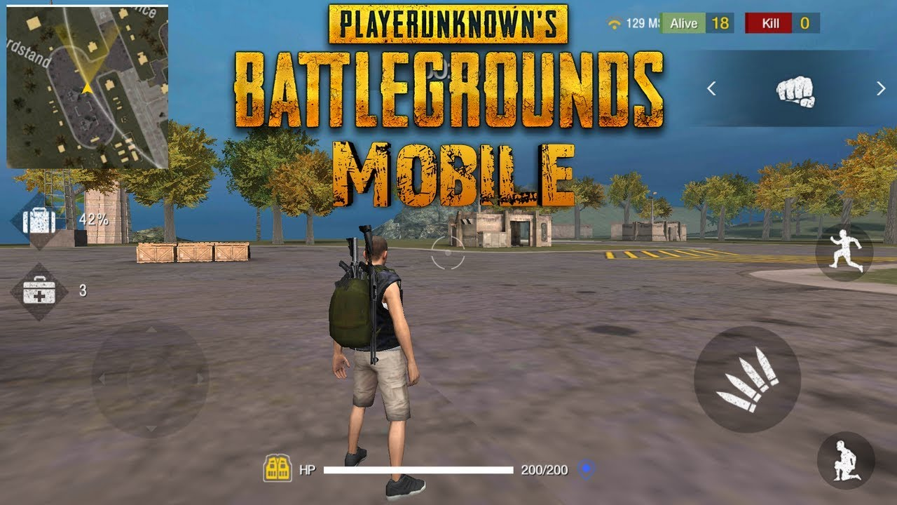 Player Unknown Battleground Mobile