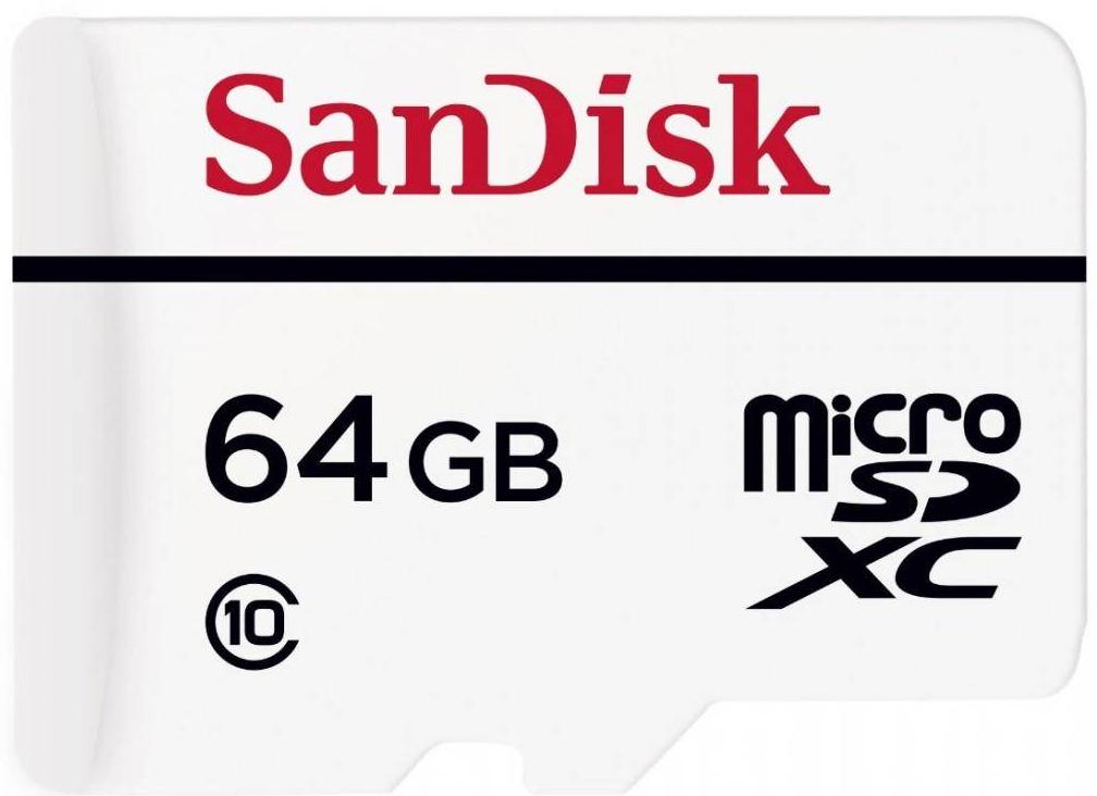 SanDisk High Endurance microSDHC Class 10
