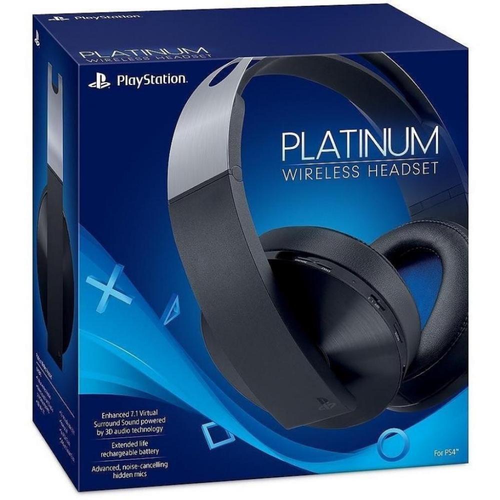 Sony Platinum
