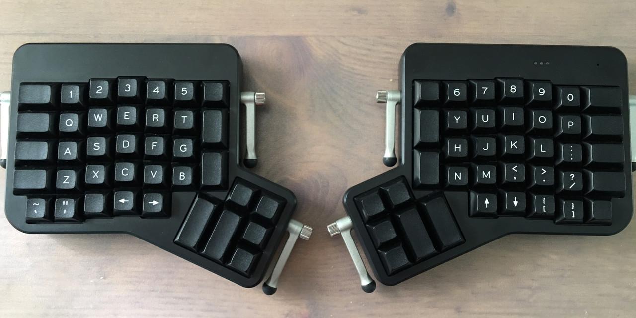 Эргономичная клавиатура
