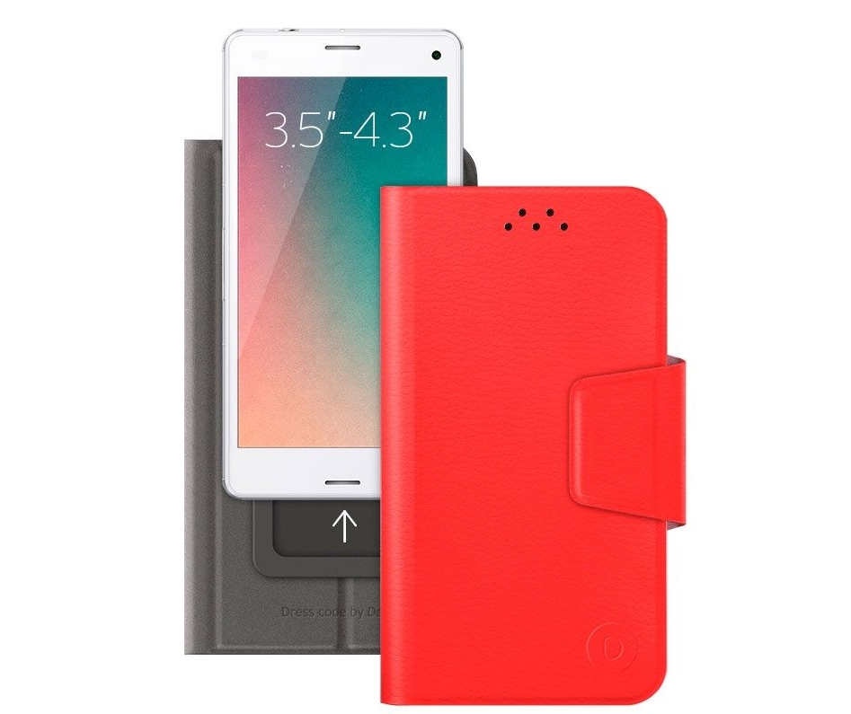 Deppa Flip Side M Red (81054)