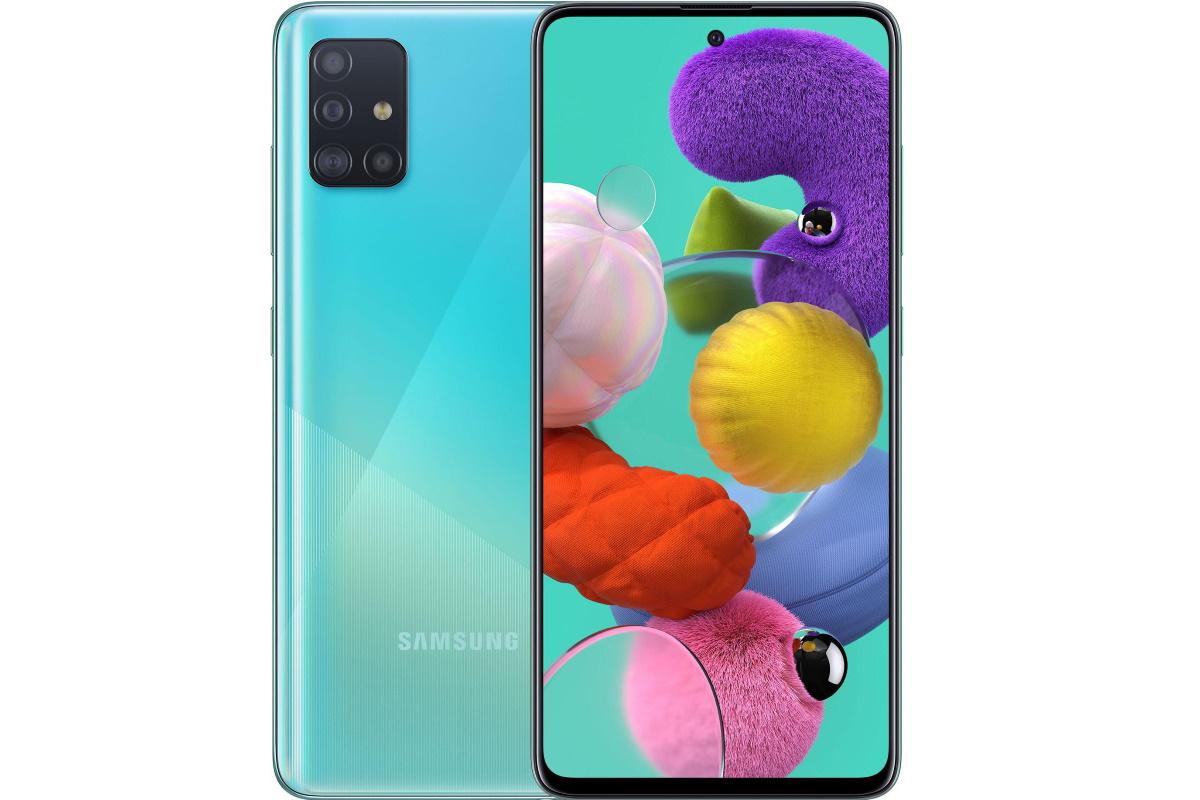 Samsung galaxy A51 4/64