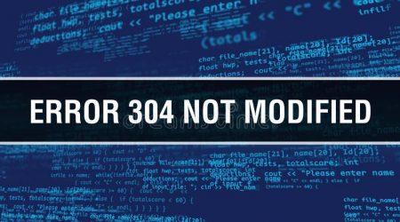 ошибки 304