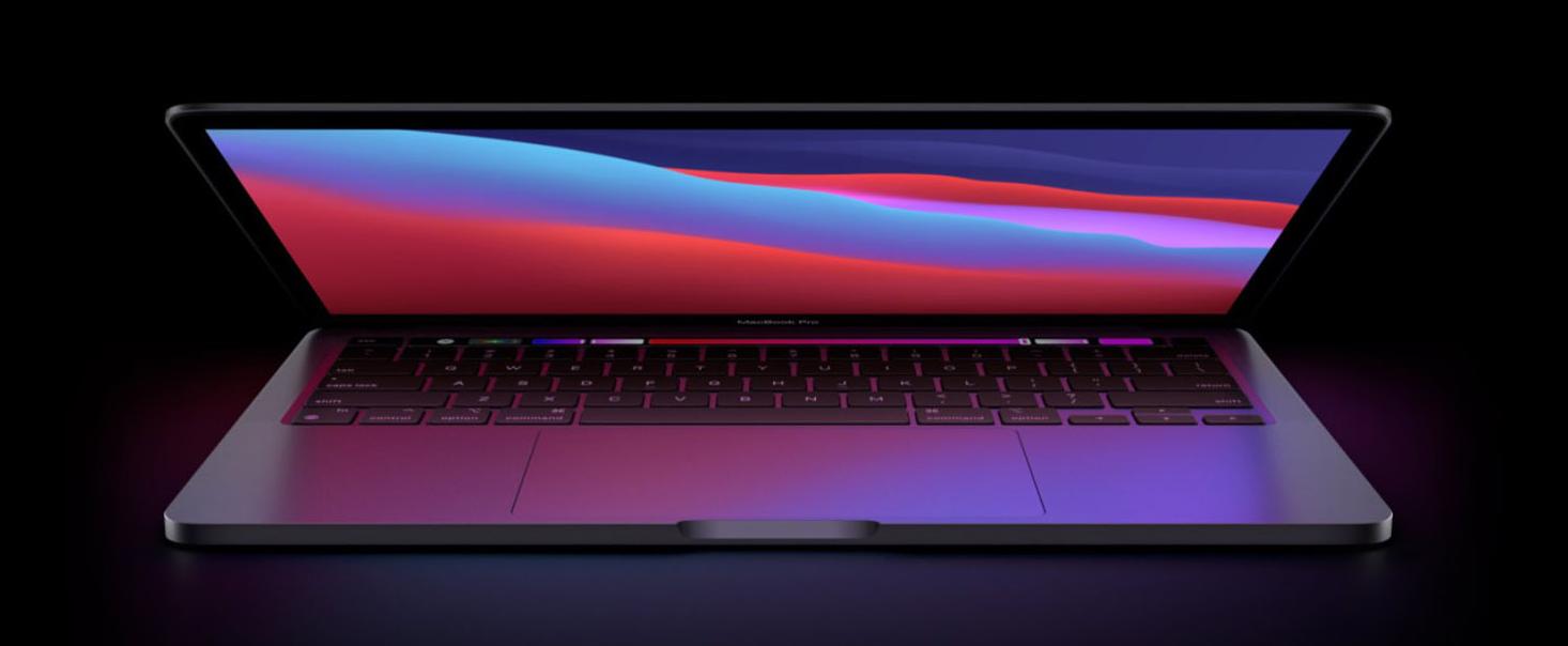 Обзор Apple MacBook Pro 13 M1