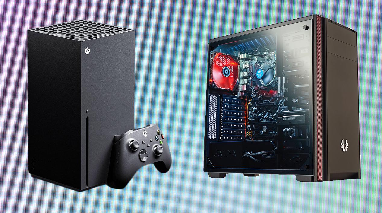 Игровой ПК vs Xbox Series X