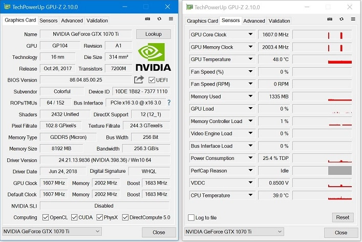 CPU-Z и GPU-Z
