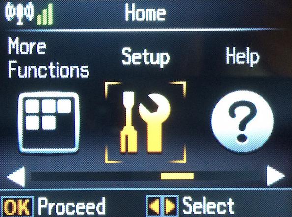 как подключить принтер к wi-fi