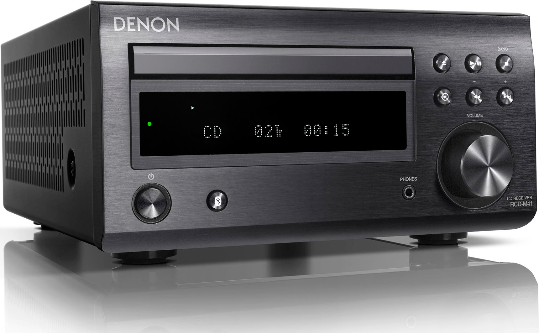 Denon D-M41 black