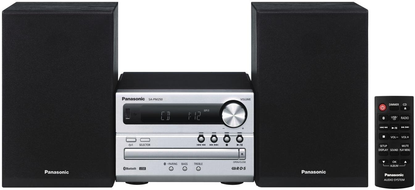 Panasonic SC-PM 250 Black