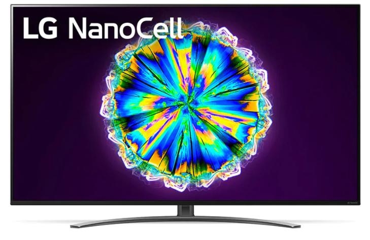 """NanoCell LG 55NANO866 55"""" (2020)"""